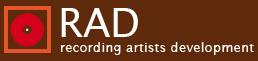 Logo for Recording Artists Development