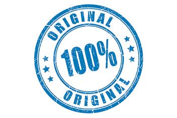 100% Original Stamp