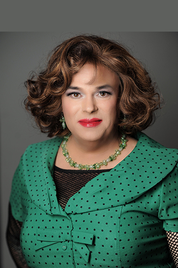 RAD Artist Reverend Yolanda