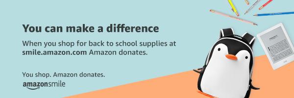 Amazon Back to School Donate Now