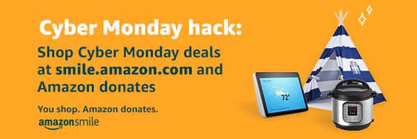 Cyber Monday Amazon Ad