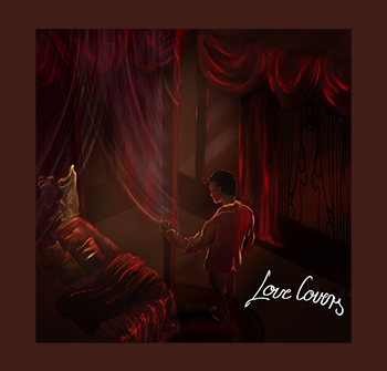 Lover Covers - Matthew Walters-Bowens